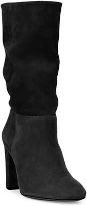 Lauren Ralph Lauren Suede Tall Dress Boots