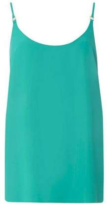 Dorothy Perkins Womens **Tall Emerald Green Camisole Top