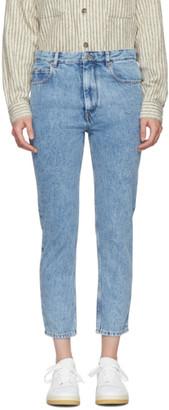 Etoile Isabel Marant Blue Neaj Jeans
