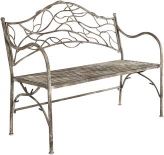 OKA Tendril Metal Garden Bench