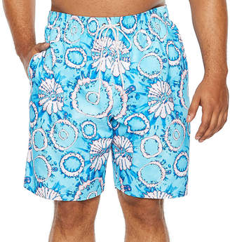 ba3eb0f7ae907 at JCPenney · Co THE FOUNDRY SUPPLY The Foundry Big & Tall Supply Pattern Swim  Shorts Big and Tall