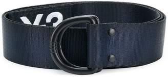 Y-3 D-ring belt