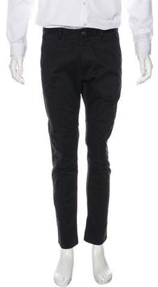 Theory Five-Pocket Straight-Leg Pants