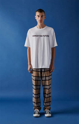 Pacsun Editor's Choice Harrington Straight Plaid Chino Pants