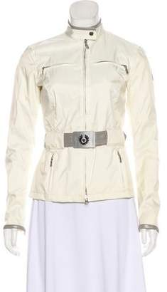 Belstaff Fitted Zip-Up Jacket w/ Tags