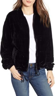 BB Dakota Chillax Velvet Jacket