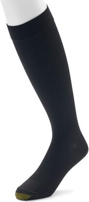Gold Toe Goldtoe Men's GOLDTOE Over-The-Calf Firm Compression Socks