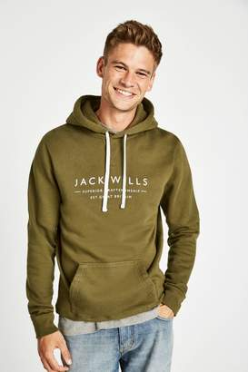 Jack Wills Batsford Wills Popover Hoodie
