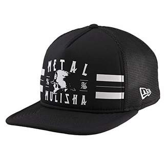 Metal Mulisha Men's New Era Trucker Snapback Logo Baseball Cap Hat