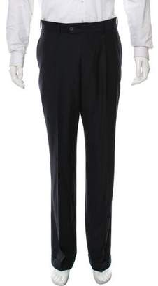 Cerruti Wool Pleated Pant