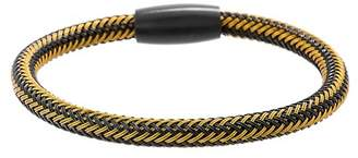 Ben Sherman Magnetic Lock Wire Bracelet