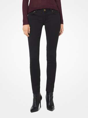MICHAEL Michael Kors Stretch-Cotton Skinny Jeans