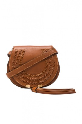 Chloé Marcie leather crossbody bag