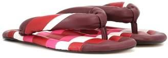 Isabel Marant Oahu leather sandals