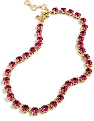 J.Crew Swarovski Crystal Dot Necklace