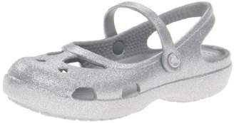 Crocs Shayna Hi Glitter G Mary Jane (Toddler/Little Kid)