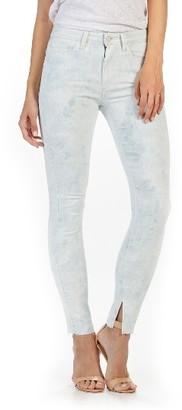 Women's Rosie Hw X Paige Madeline Skinny Jeans $239 thestylecure.com