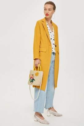 Topshop Petite Lola Duster Coat