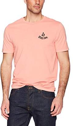 Volcom Men's Chill Face Short Sleeve Tee, S