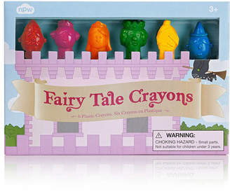Equipment all things Brighton beautiful Set Of Six Fairy Tale Crayons