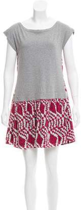 Thakoon Patterned Casual Dress