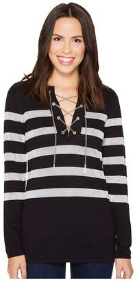 MICHAEL Michael Kors Laced Chain Tunic Women's Clothing
