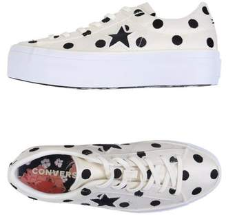 Converse One Star Platform Ox DOTS Low-tops & sneakers