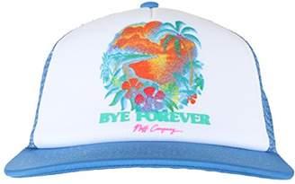 Neff Men's Orphan Mesh Trucker Hat-Flat Billed Adjustable