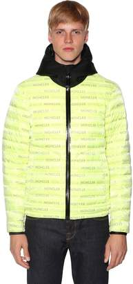 Moncler Dun Nylon Down Jacket