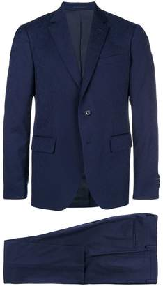 Versace brocade two-piece suit