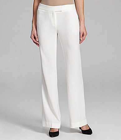AK Anne Klein Wide-Leg Pants