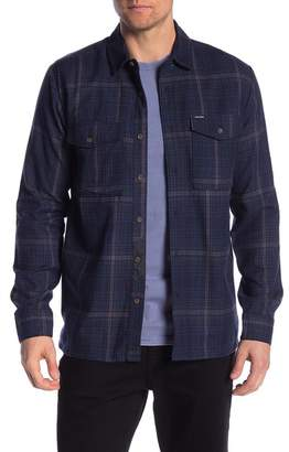 Volcom Bodhi Plaid Classic Fit Shirt