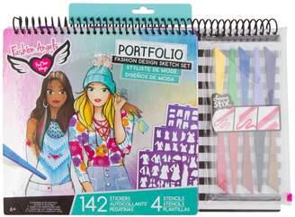 Fashion Angels Fashion Design Sketch Portfolio Set