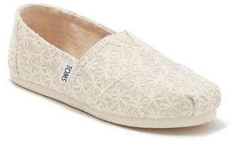 Toms Classic Alpargata Slip-On (Toddler, Little Kid & Big Kid)