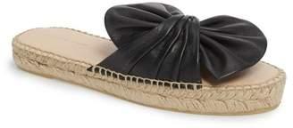Patricia Green Belinda Bow Espadrille Slide Sandal