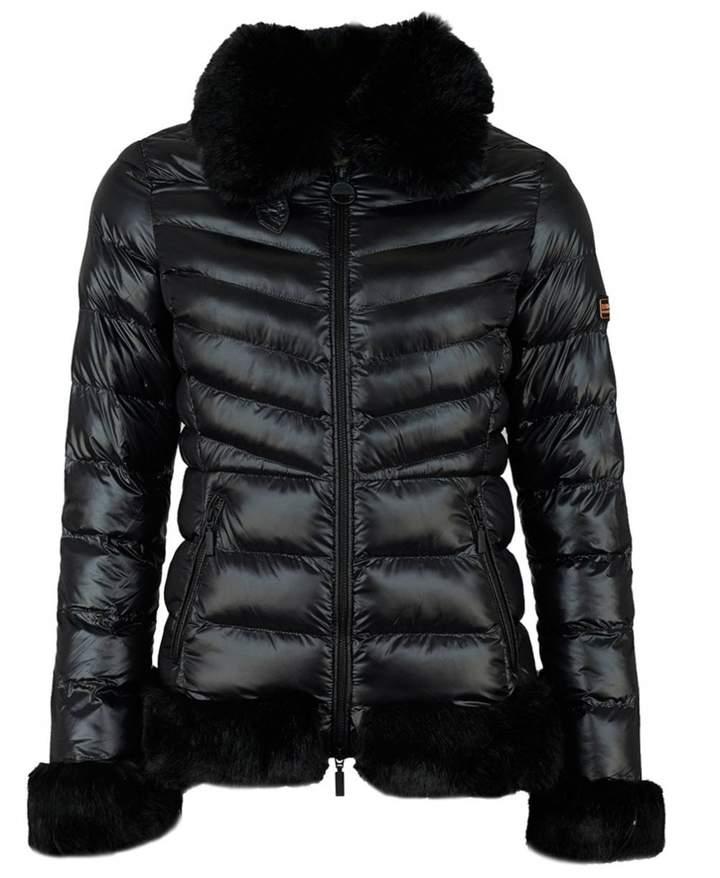 International Premium Premium Catalunya Faux Fur Trim Jacket C