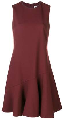 Victoria Beckham Victoria short flared dress