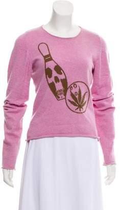 Lucien Pellat-Finet Cashmere Intarsia Sweater