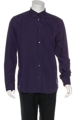 Marc Jacobs Woven Button-Up Shirt w/ Tags