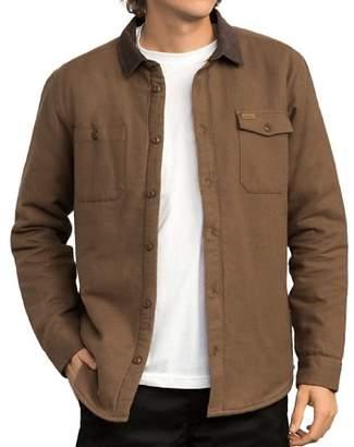 RVCA Victory Sherpa-Lined Shirt Jacket