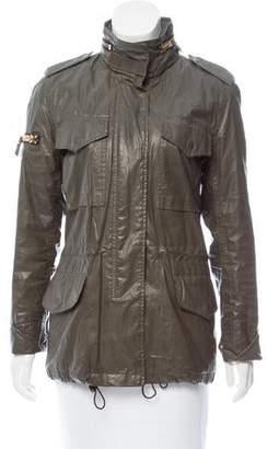 SAM. Hooded Cargo Jacket
