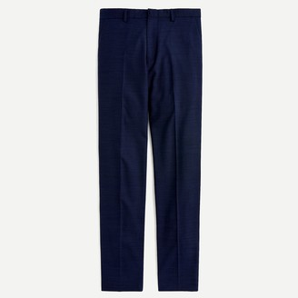 J.Crew Ludlow Slim-fit pant in stretch navy four-season wool