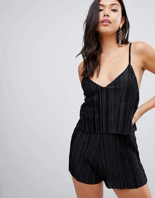 Missguided strappy romper