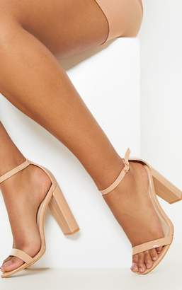 9c0ab3e3449 Nude And Silver Sandals Heels - ShopStyle UK