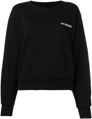 Han Kjobenhavn Bulky logo sweater