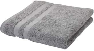 Calypso Dark Grey 500GSM Cotton Bathroom Towels Type: Bath Towel