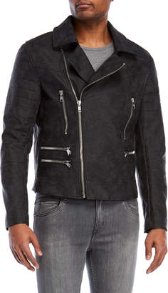William Rast Nightshade Faux Leather Jacket