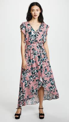 Splendid Painted Floral Dress