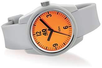 40Nine Women's 'Basic' Quartz Plastic and Silicone Casual Watch
