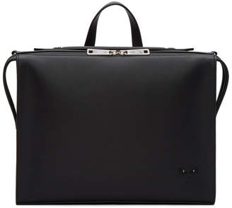 Fendi Black I See You Lui Briefcase